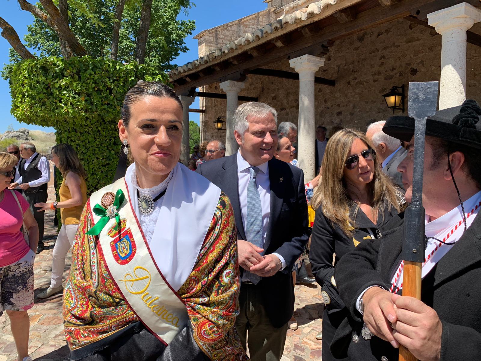 Cañizares_asiste_a_la_Santa_Misa_de_San_Isidro_en_el_Santuario_de_Alarcos_2